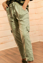 Load image into Gallery viewer, Lucca Cargo Pants - The Fabulous Rag