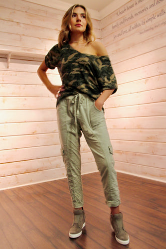 Lucca Cargo Pants - The Fabulous Rag
