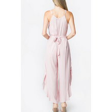 Load image into Gallery viewer, Saw It First Ruffle Jumpsuit - The Fabulous Rag