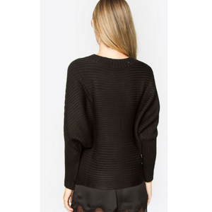 Chancellor Night Oversized Sweater - The Fabulous Rag