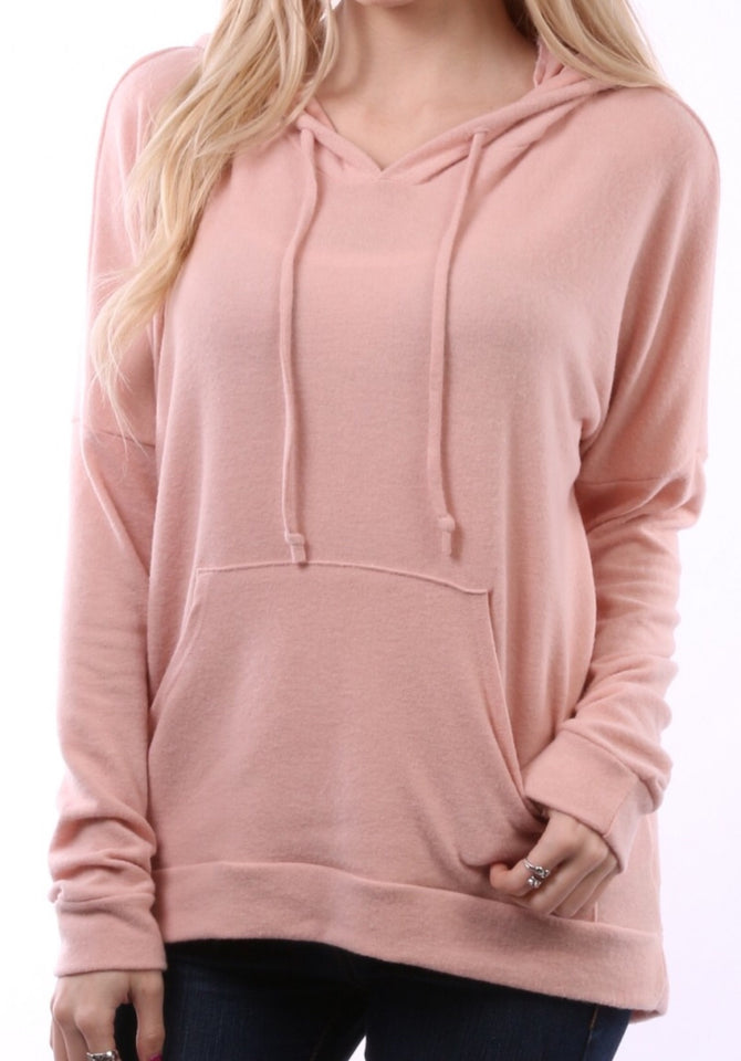 Comfy Soft Hoodie - The Fabulous Rag