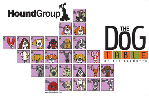 Hound Group - The Dog Table