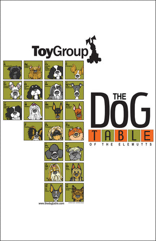 Toy Group - The Dog Table