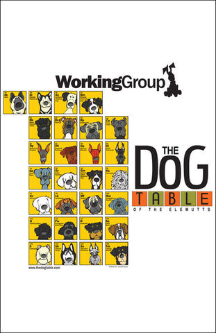 Working Group - The Dog Table