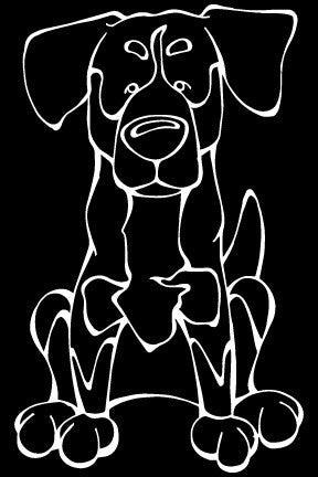 Entlebucher Mountain Dog Decal Dog