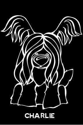 Skye Terrier Decal Dog