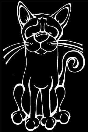 Tonkinese Decal
