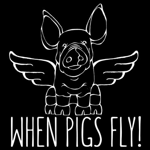 Berkshire - When Pigs Fly