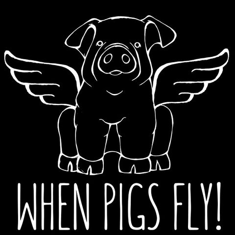 Chester White - When Pigs Fly