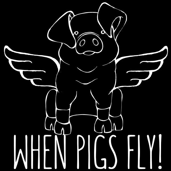 Duroc - When Pigs Fly