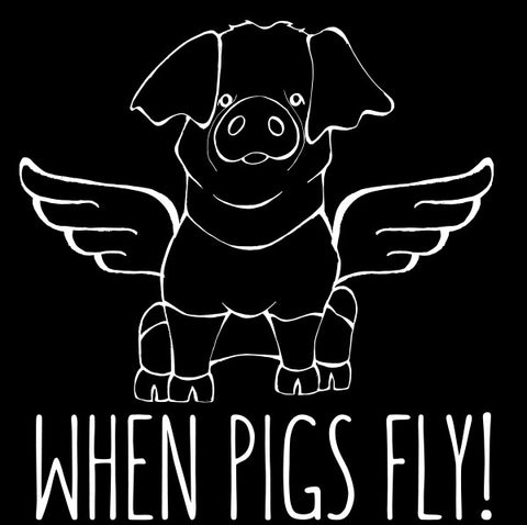Hereford - When Pigs Fly