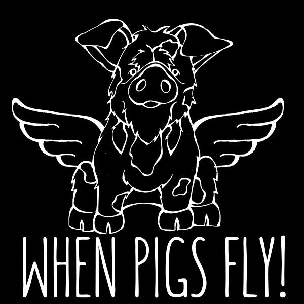 KuneKune - When Pigs Fly