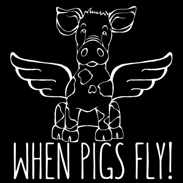 Pietrain - When Pigs Fly
