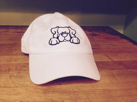 Lab - Paws Embroidered Cap