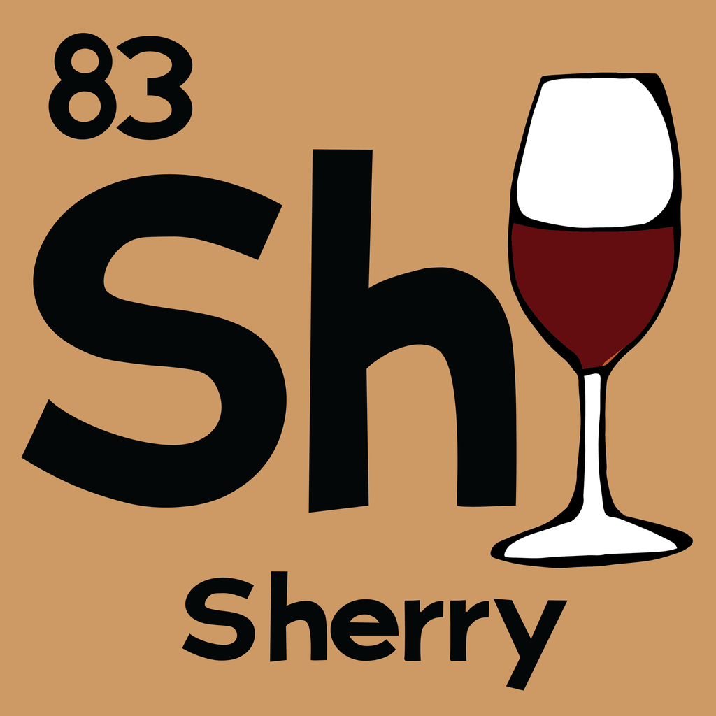 Sherry - Unframed 12x12 Print