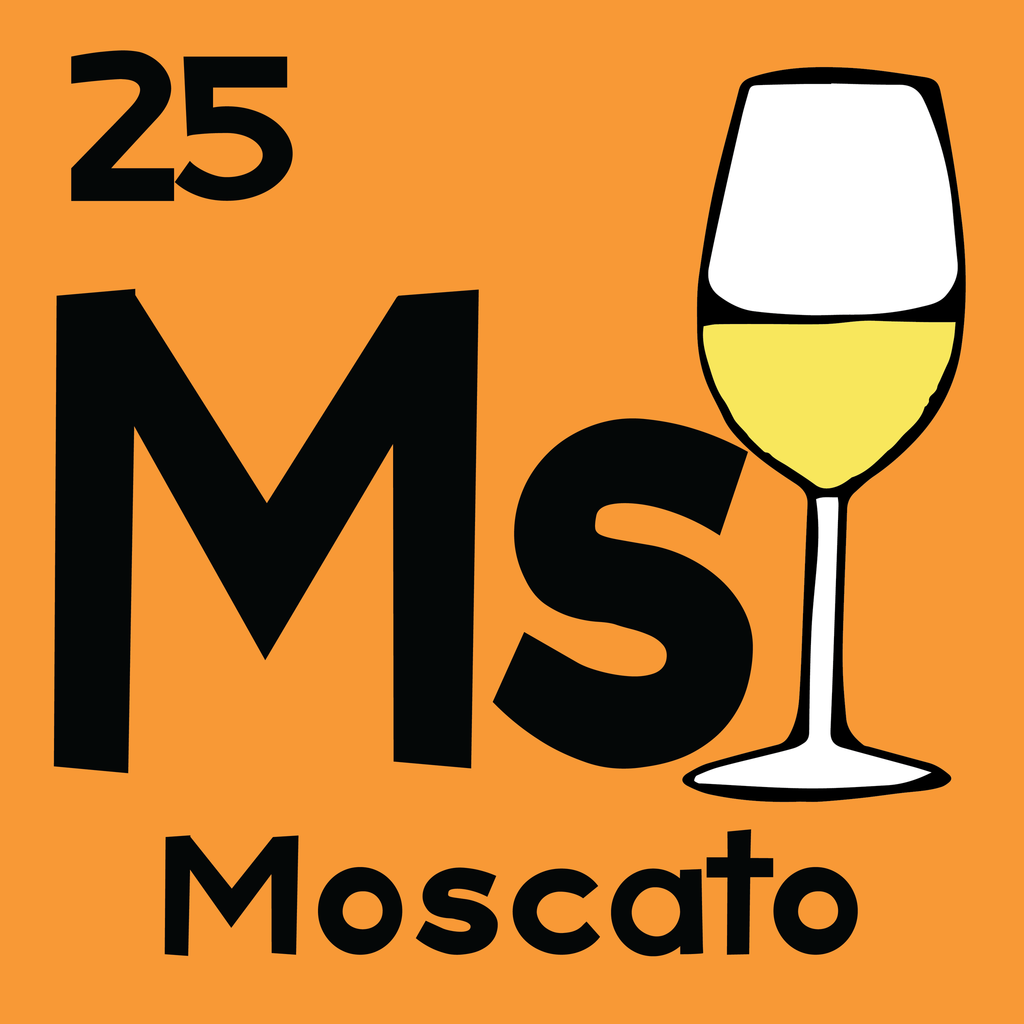 Moscato - Unframed 12x12 Print