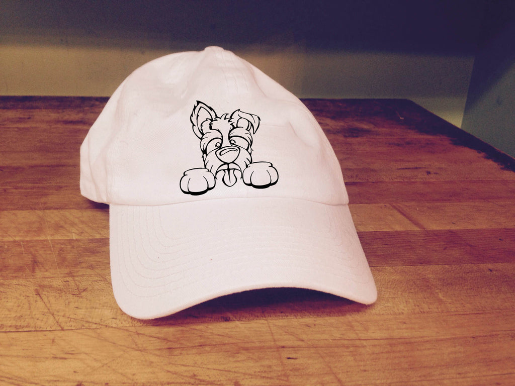 Tugger - Paws Embroidered Cap