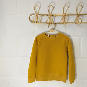 Sweater rib oker