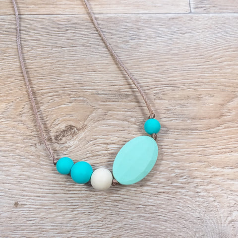 Bijtketting mint