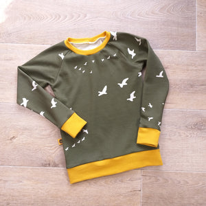Sweater vogels