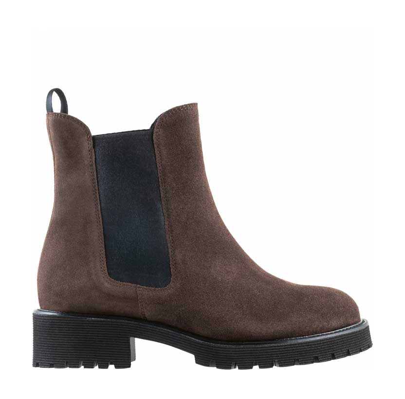 Hogl Brown Suede Boots