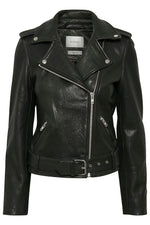 Gestuz Zilla Biker Jacket,Jackets,Gestuz,Ooh! Ruby Shoes