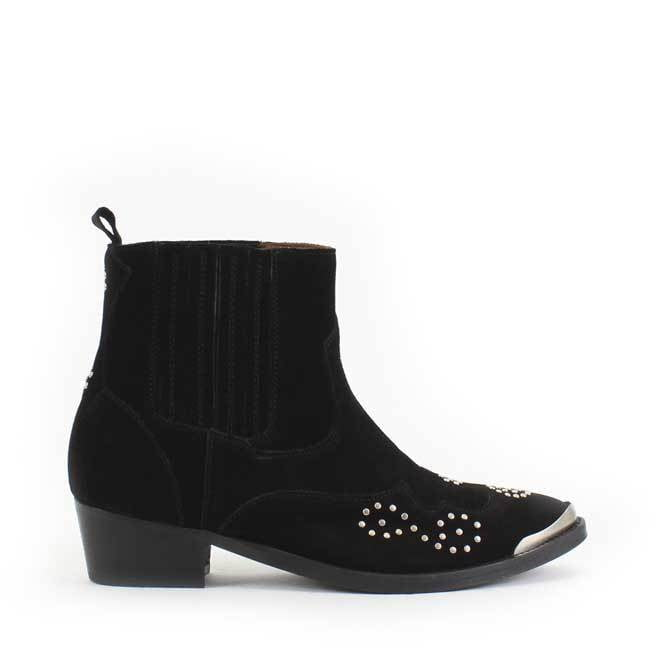 Catarina Martins Black Chase Boots