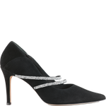 Hogl Black Eternity Heels