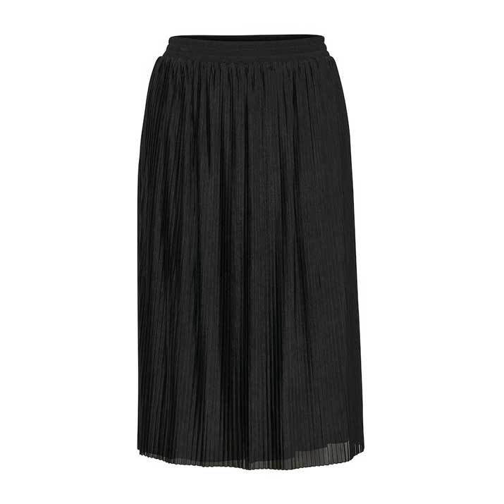 GESTUZ Adrianna Black Skirt