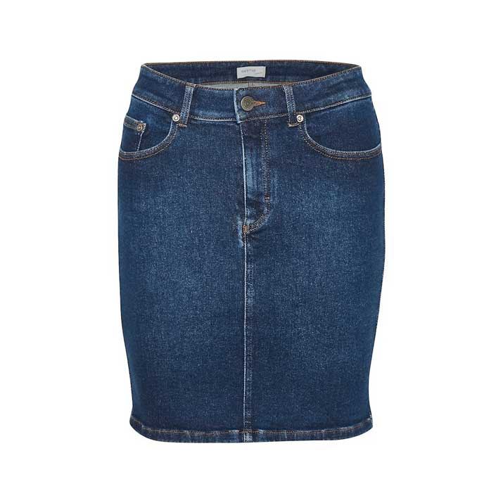 GESTUZ Astrid Denim Skirt