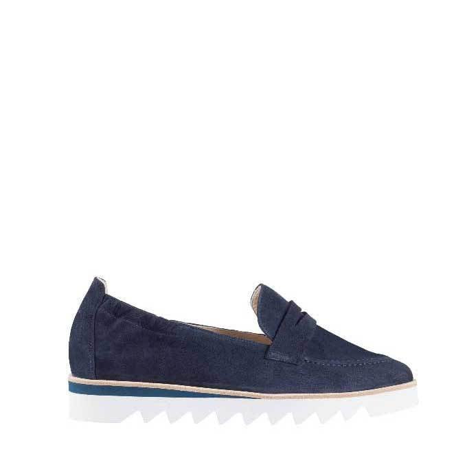 Hogl Navy Loafers,Trainers,Hogl,Ooh! Ruby Shoes