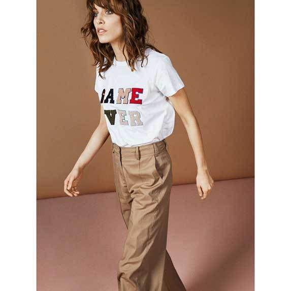 Munthe Value T-Shirt,T-Shirts,Munthe,Ooh! Ruby Shoes
