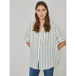 Sita Murt Flouro Stripe Top