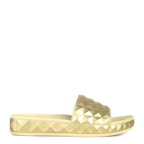 Ash Splash Gold Sliders