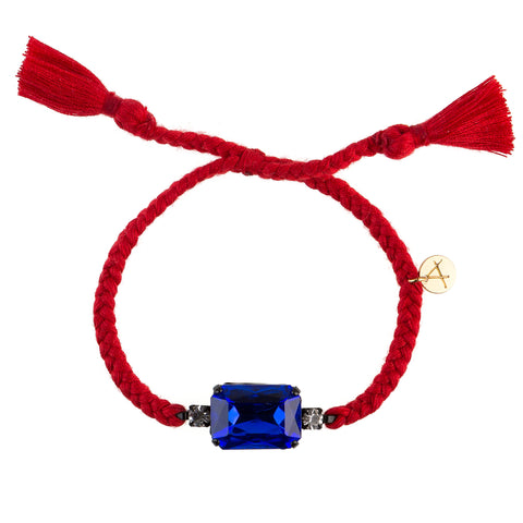 Candy Bracelet L red band