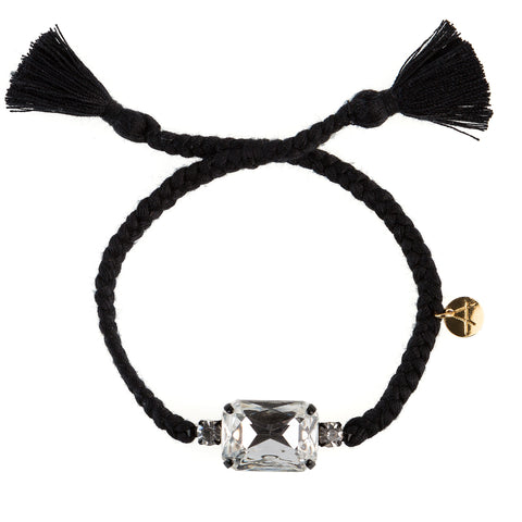Candy Bracelet L black band