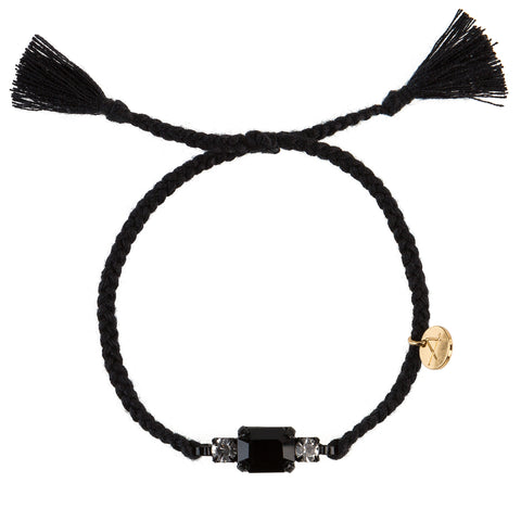 Candy Bracelet S black band