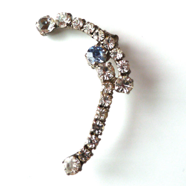 Grace earcuff - blue star