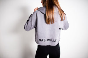 Nashville, Indoor Cycling, Hoodie, Full Ride Cycle