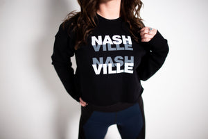 Nashville, Black Caro Top, Full Ride Cycle, Indoor Cycling