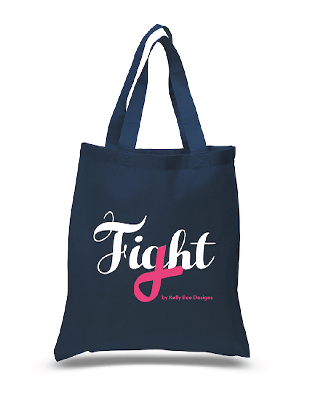 Breast cancer gift survivor tote bag