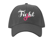 Load image into Gallery viewer, Breast Cancer Survivor Fight Hat