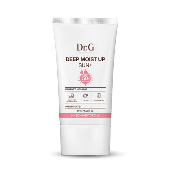 DR G DEEP MOIST UP SUN+ SPF50+ PA+++