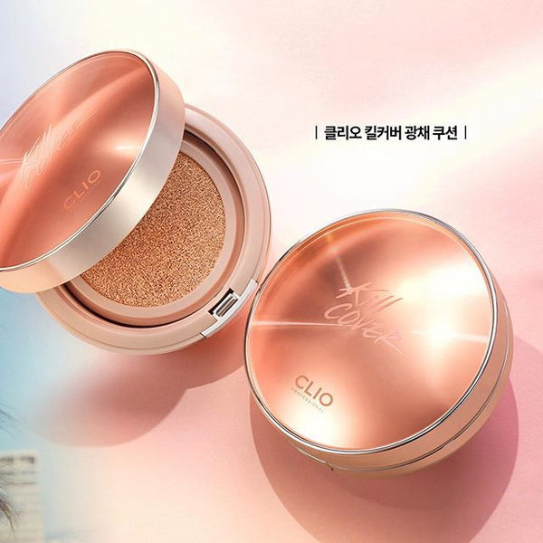 [NEW 2019 S/S] CLIO KILL COVER GLOW CUSHION SPF50+ PA++++