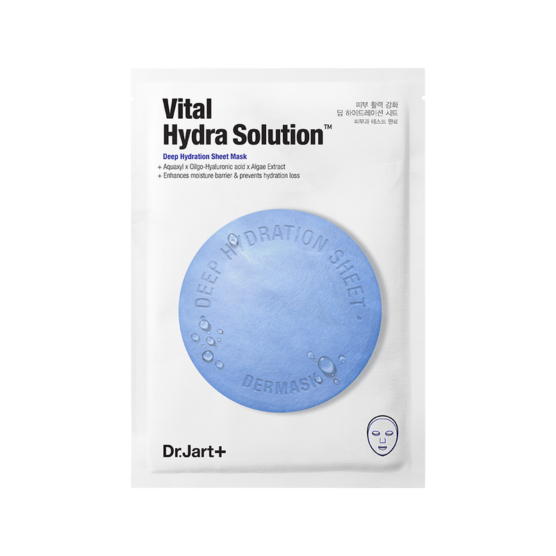 DR JART+ VITAL HYDRA SOLUTION MASK (PACK OF 5)