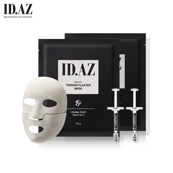 ID.AZ FACE FIT TENSION PLASTER MASK SET [PACK OF TWO]