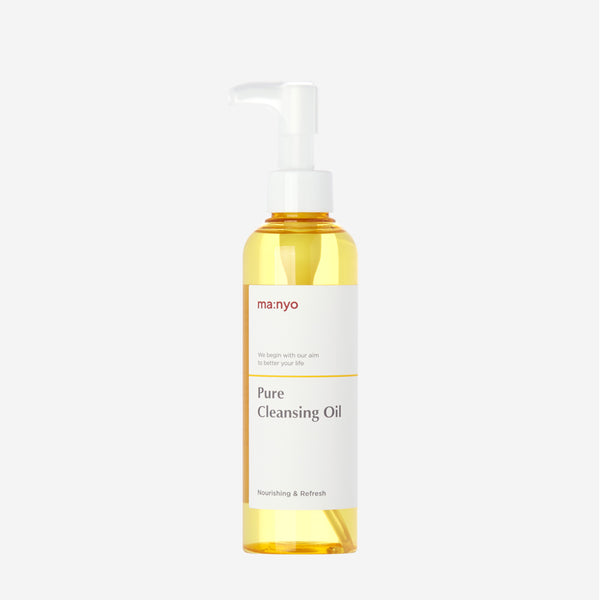 MANYO FACTORY PURE CLEANSING OIL / #1 SELLING CLEANSER IN KOREA