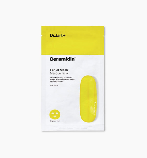 DR JART+ CERAMIDIN SOLUTION MASK (PACK OF 5)
