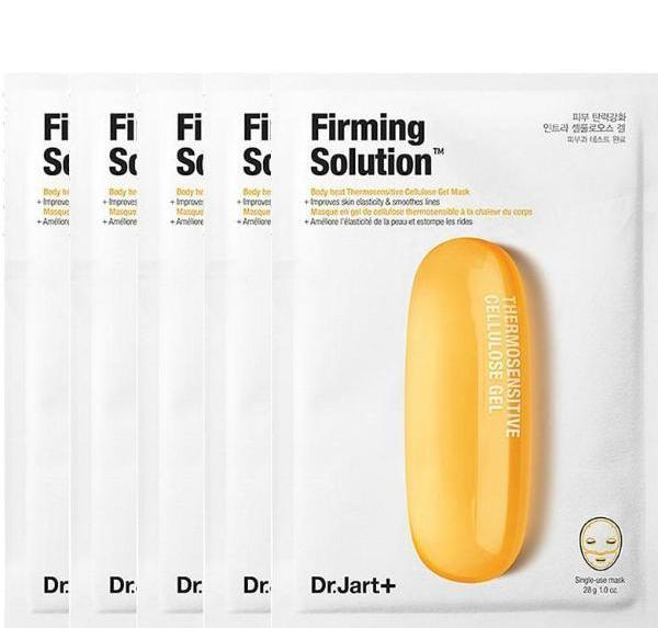 DR JART+ FIRMING SOLUTION MASK (PACK OF 5)