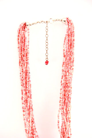 Antique Beaded Necklace - Indiverve